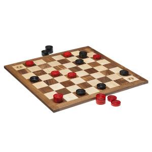 American Classic Checkers Set