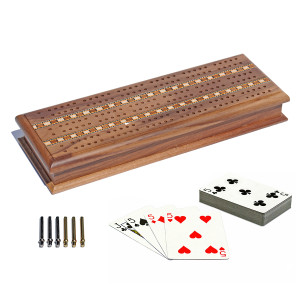 Cabinet Cribbage Set