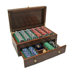 Game Night Deluxe Poker Set