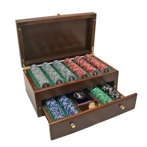 Game Night Deluxe Poker Set