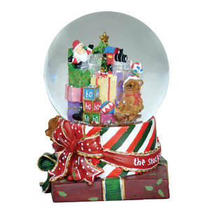 "120mm Christmas Gifts ""We Wish You a Merry"""