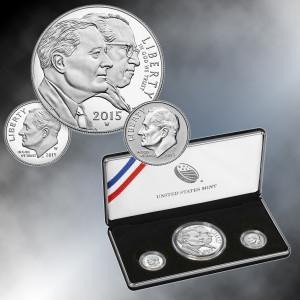 March of Dimes Silver Dollar