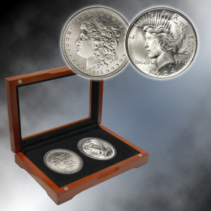 Two Centuries of Silver Dollars