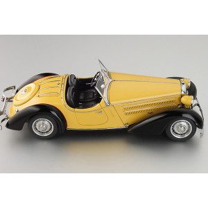 Audi 225 Front Roadster, 1935 (black / yellow) Lim Edition 4000