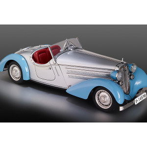 Audi 225 Front Roadster, 1935 (blue / silver) Lim Edition 4000