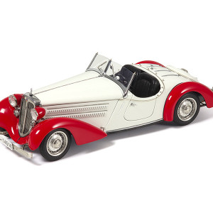 Audi 225 Front Roadster, 1935 (red / white) Lim Edition 4000