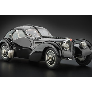 Bugatti 57 SC, Atlantic 1937, Black