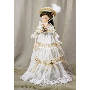 Yvette Doll with Stand