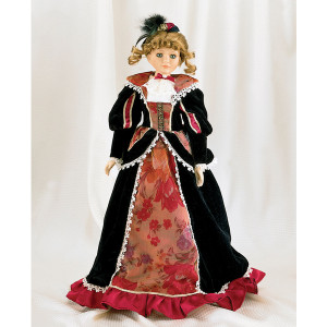 Isabel Doll with Stand