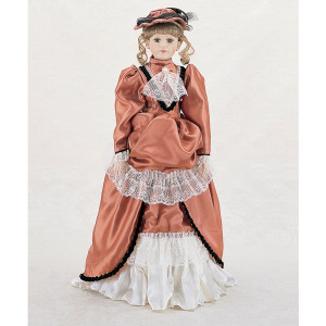 Arabella Doll with Stand