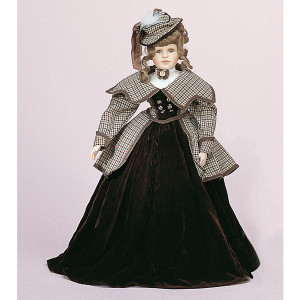 Eliza Doll with Stand