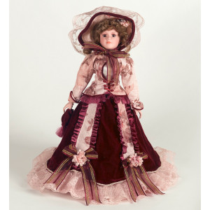Ruth Doll with Stand