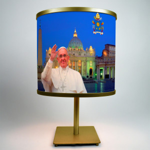 Pope Francis Lamp