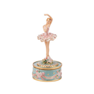 Revolving Ballerina
