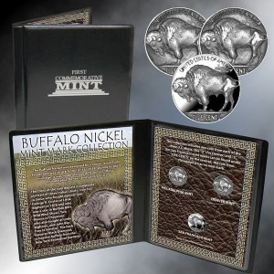 Buffalo Nickel Mint Mark Collection