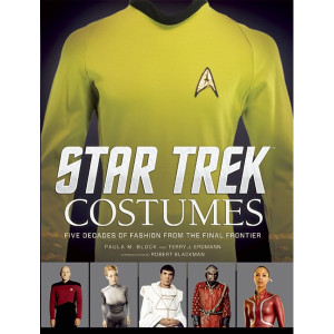 Star Trek Costumes (Hardcover) Book