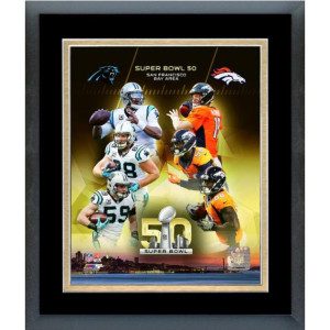 Super Bowl 50 Match Off Print