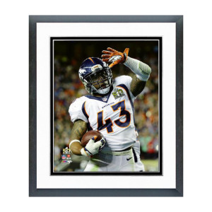 T.J. Ward Super Bowl 50