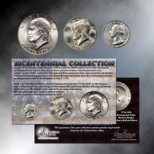 Bicentennial Coin Collection