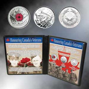 Honoring Canada's Veterans