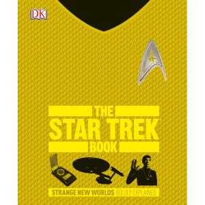 The Star Trek Book (Hardcover) Book