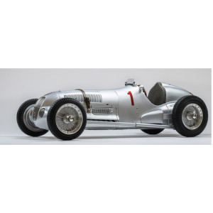 CMC Mercedes-Benz W125, 1937 GP Donington, #1, Lim Ed. 1,000 pcs