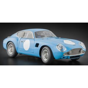 Aston Martin DB4 Zagato, Blue Lim Ed. 1000