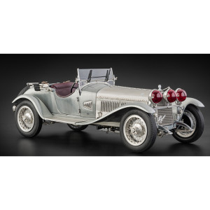 Alfa Romeo 6C 1750 Gran Sport, Clear-Finish Edition 1000