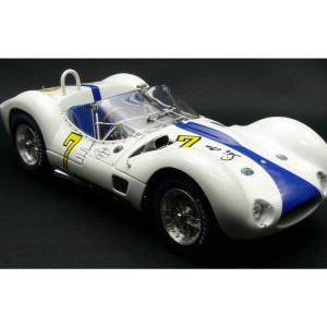 Maserati Tipo 61, 1960 Cuba GP, #7 Stirling Moss, Signed Lim Ed 500