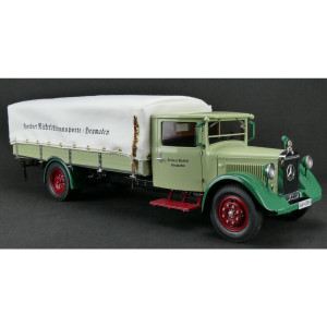 CMC Mercedes-Benz LKW LO 2750 Truck with Tarpaulin Cover, 1934-38