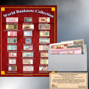World Bank Note Collection