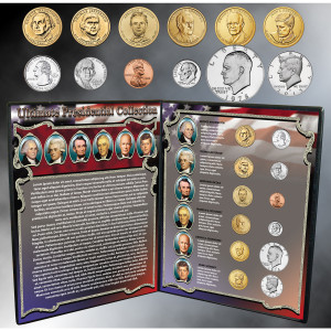Ultimate Presidential Coin Collection