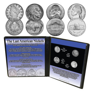 The Last American Nickels
