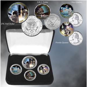 Apollo 11 50th Anniversary Moon Landing Set
