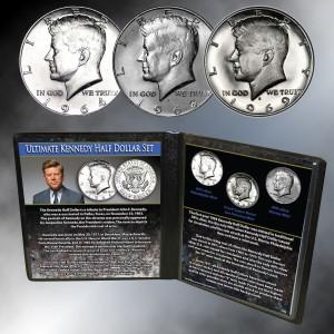 Ultimate Kennedy Half Dollar Set