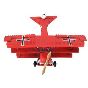 1917 Red Baron Fokker Triplane