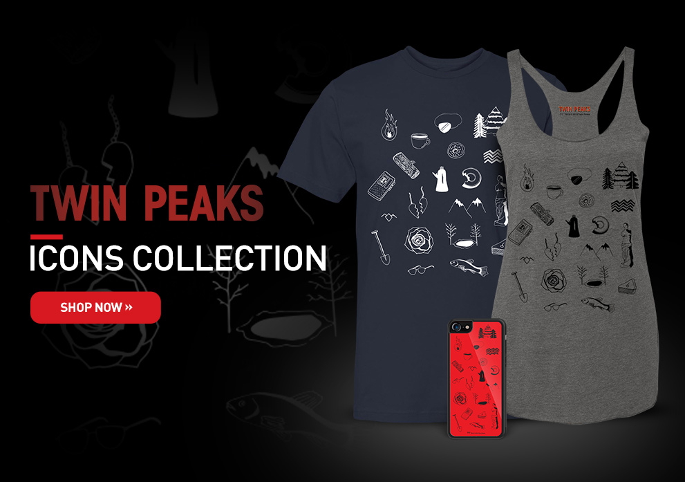 Twin Peaks Icons Collection