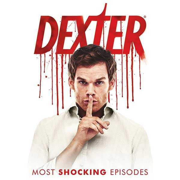 dexter the most shocking episodes dvd shop the showtime official