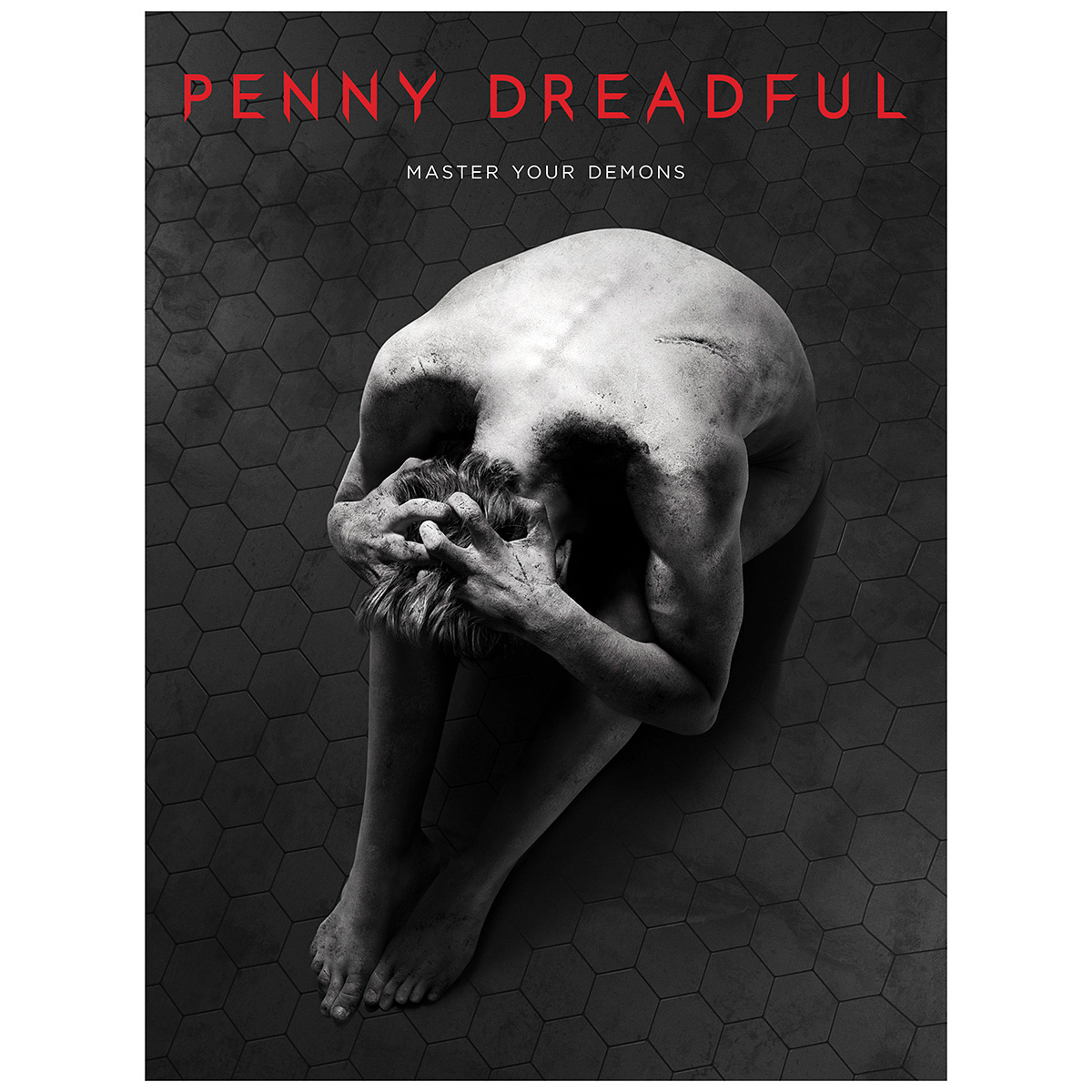 """Penny Dreadful Master Your Demons Poster [18""""x24""""]"""
