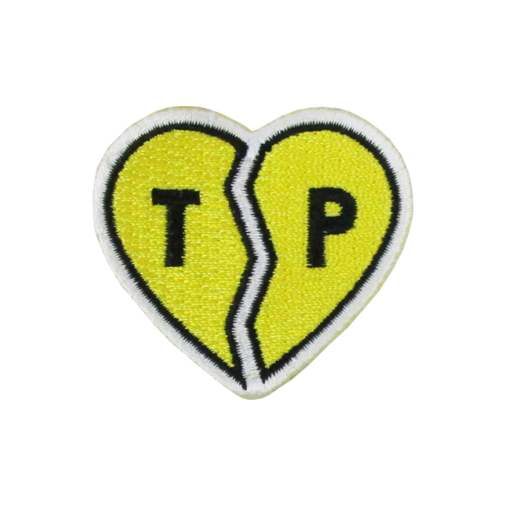 Twin Peaks Laura Palmer Locket Patch