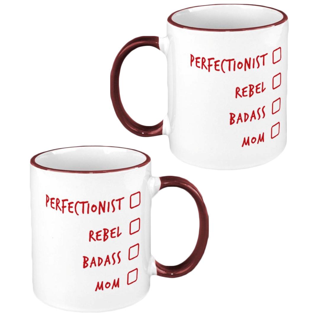 United States of Tara Checklist Mug