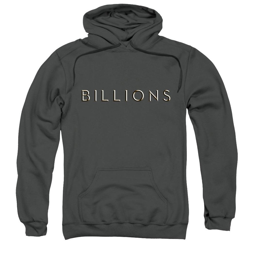 Billions Logo Hoodie