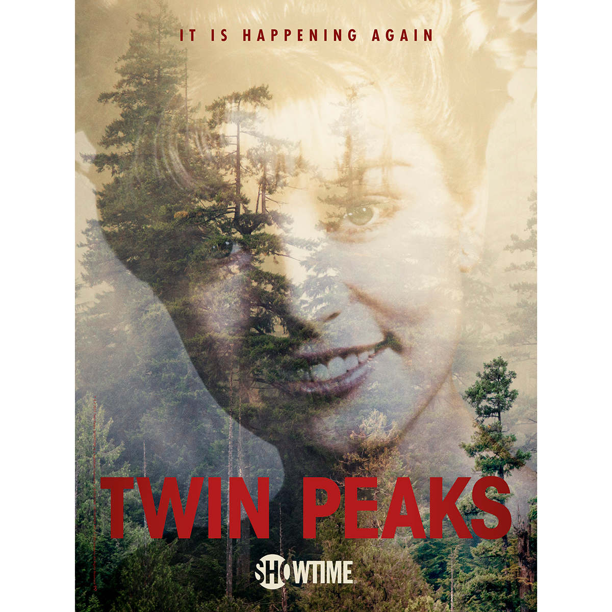 Twin Peaks Laura Palmer Giclee Print [18x24]