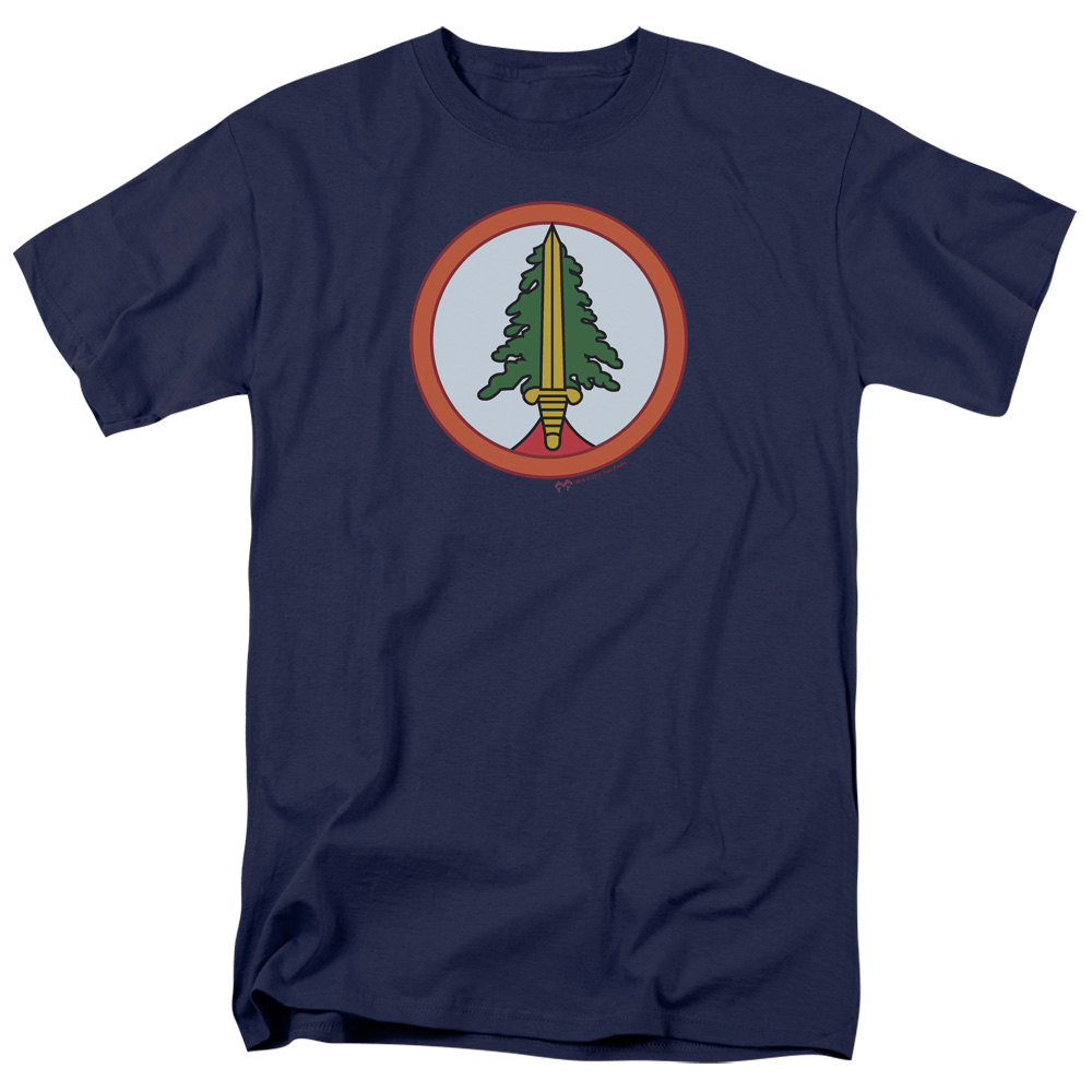 Twin Peaks Bookhouse Boys Patch T-Shirt