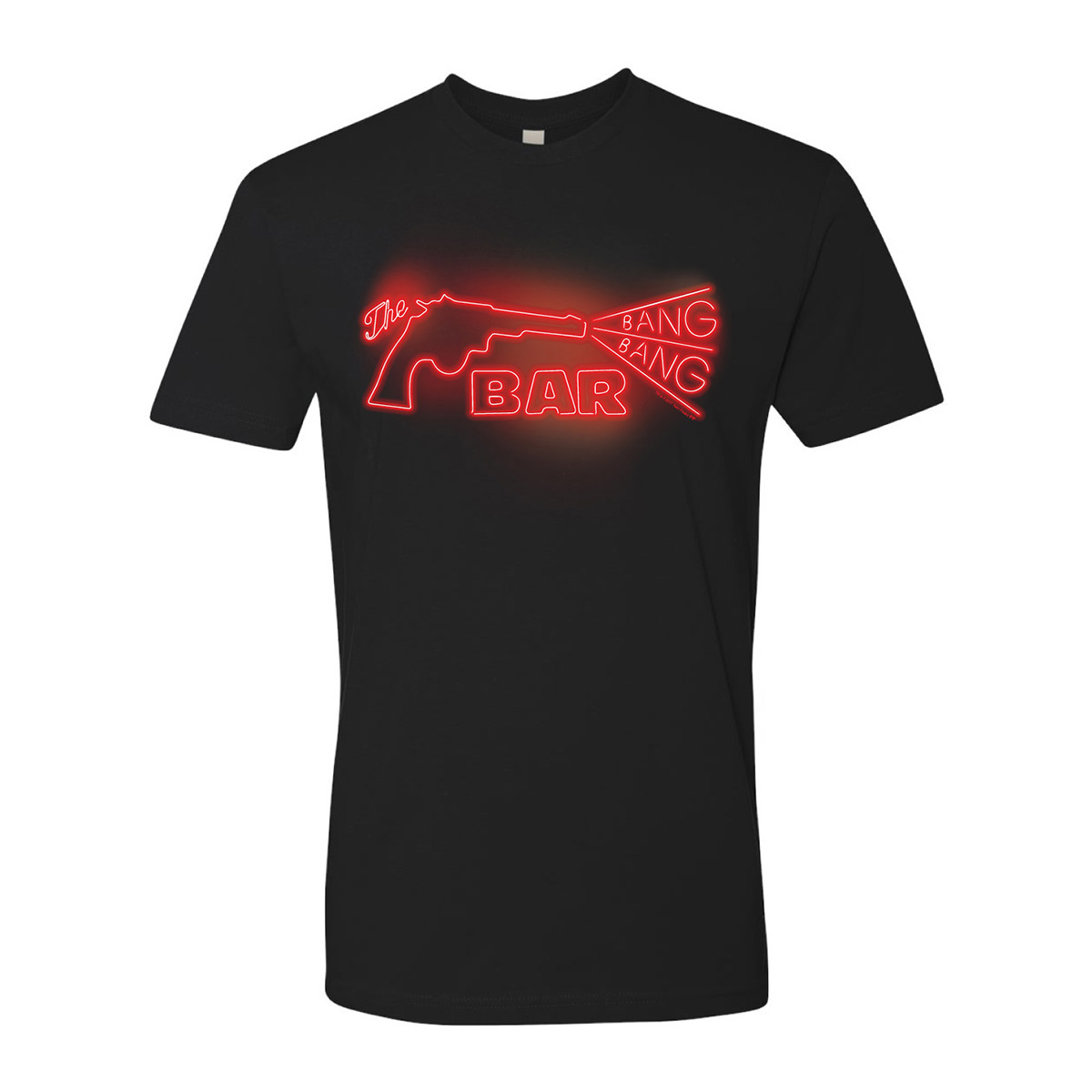 Twin Peaks Bang Bang Bar T-Shirt