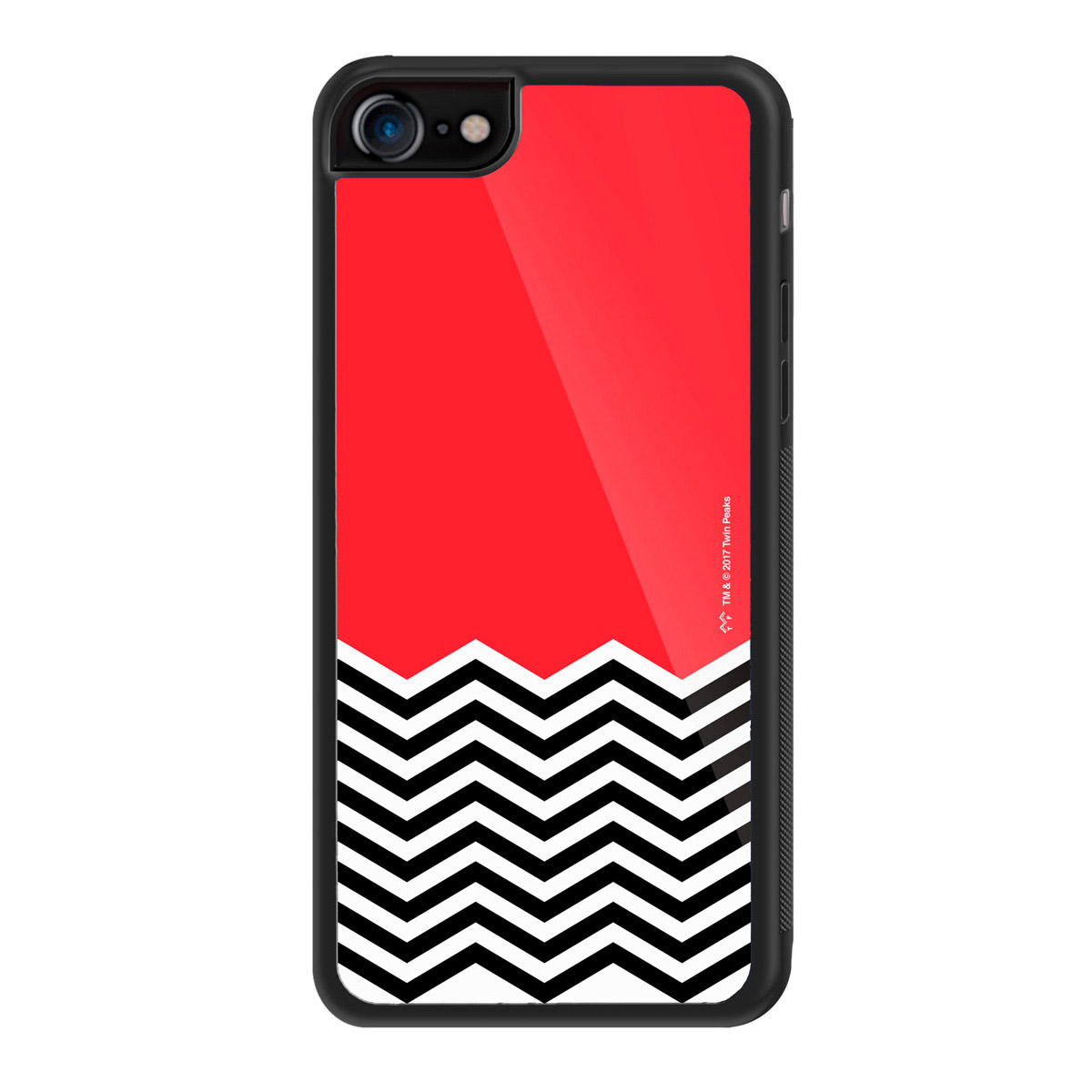 Twin Peaks Redroom Phone Case