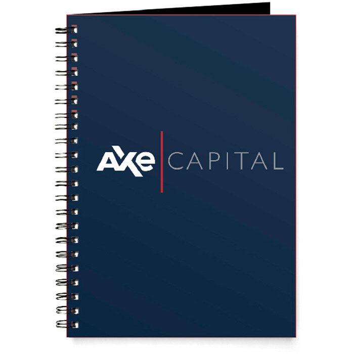 Billions Axe Capital Notebook