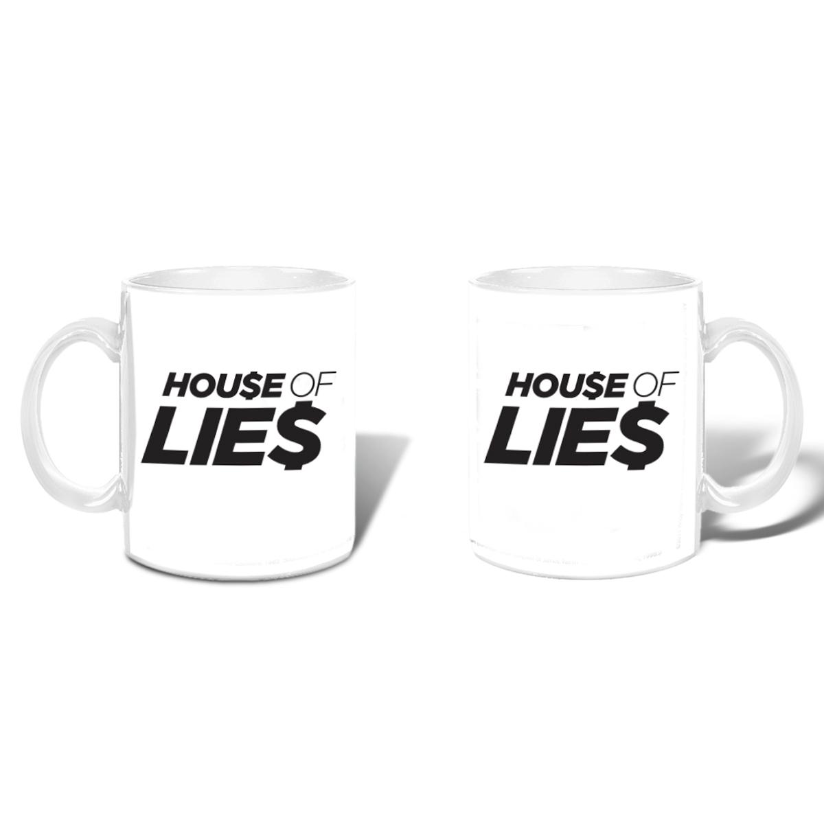 House Of Lies Logo Mug