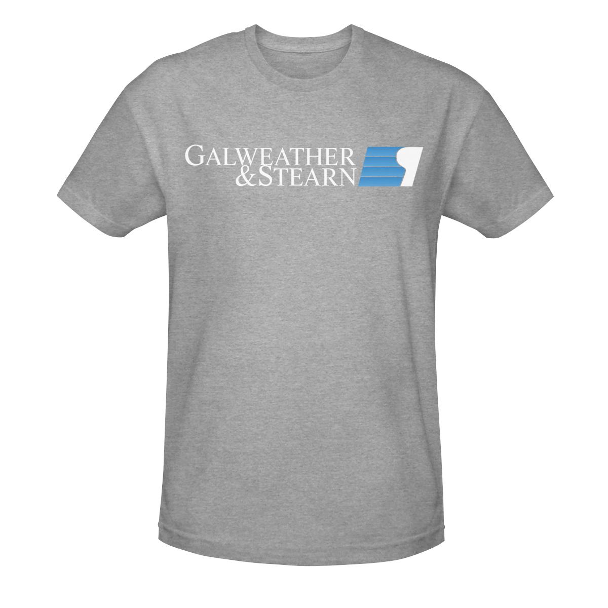 House Of Lies Galweather & Stearn Logo T-Shirt [Grey]