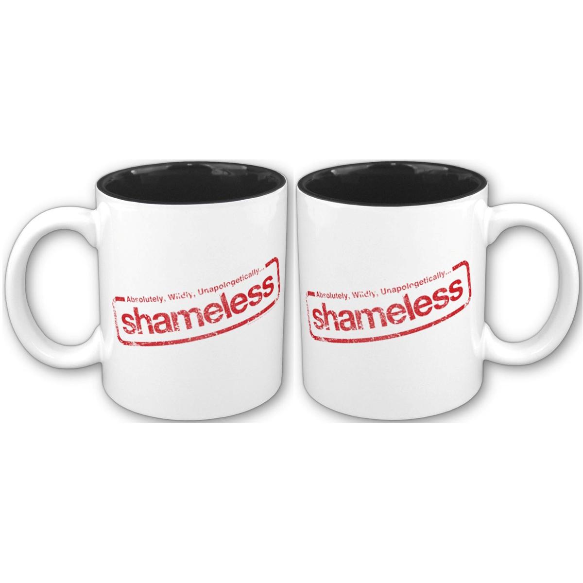 Shameless Logo Mug